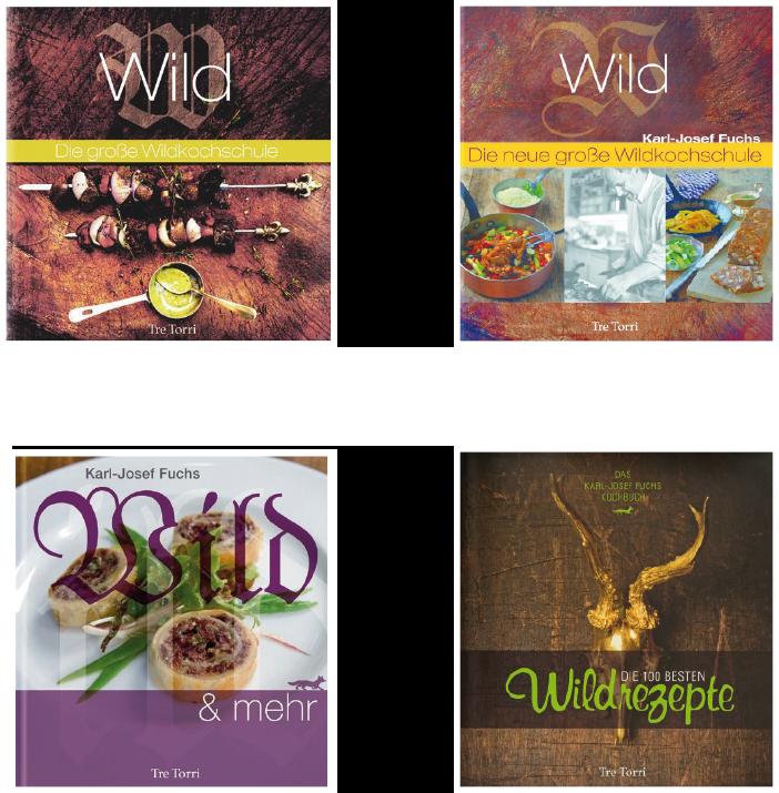 Wild Kochbücher